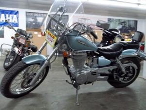 2001 Suzuki Savage 650 at Mattoon Kawasaki Yamaha!