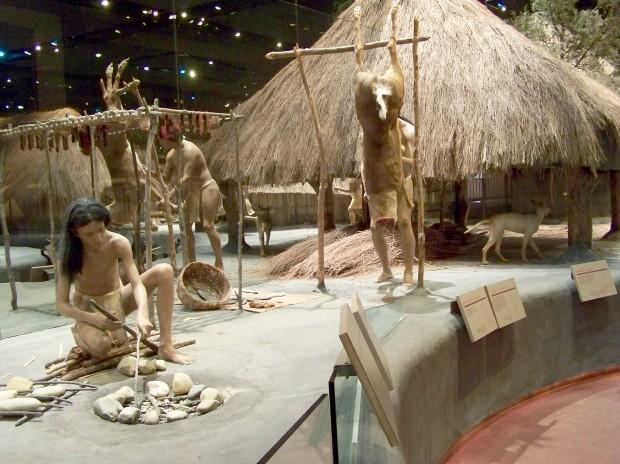 Cahokia Mounds: Southern Illinois area allows visitors to