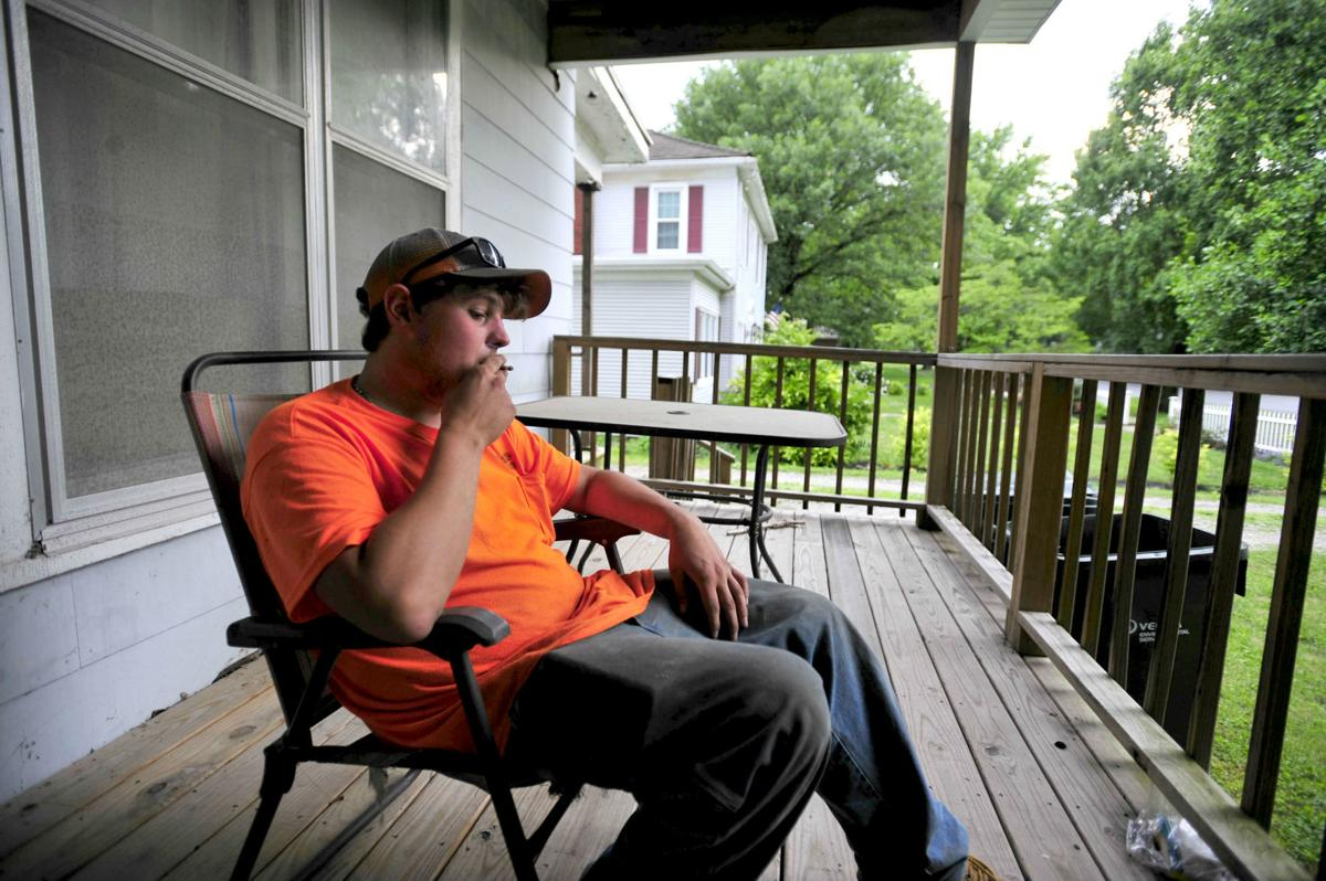 With Illinois' smoking age going to 21, what happens to the