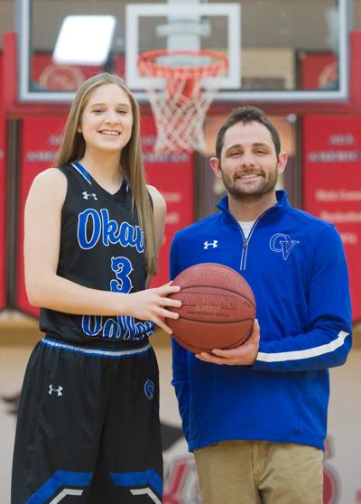 All-Area Girls 2018 - Player and Coach of the Year