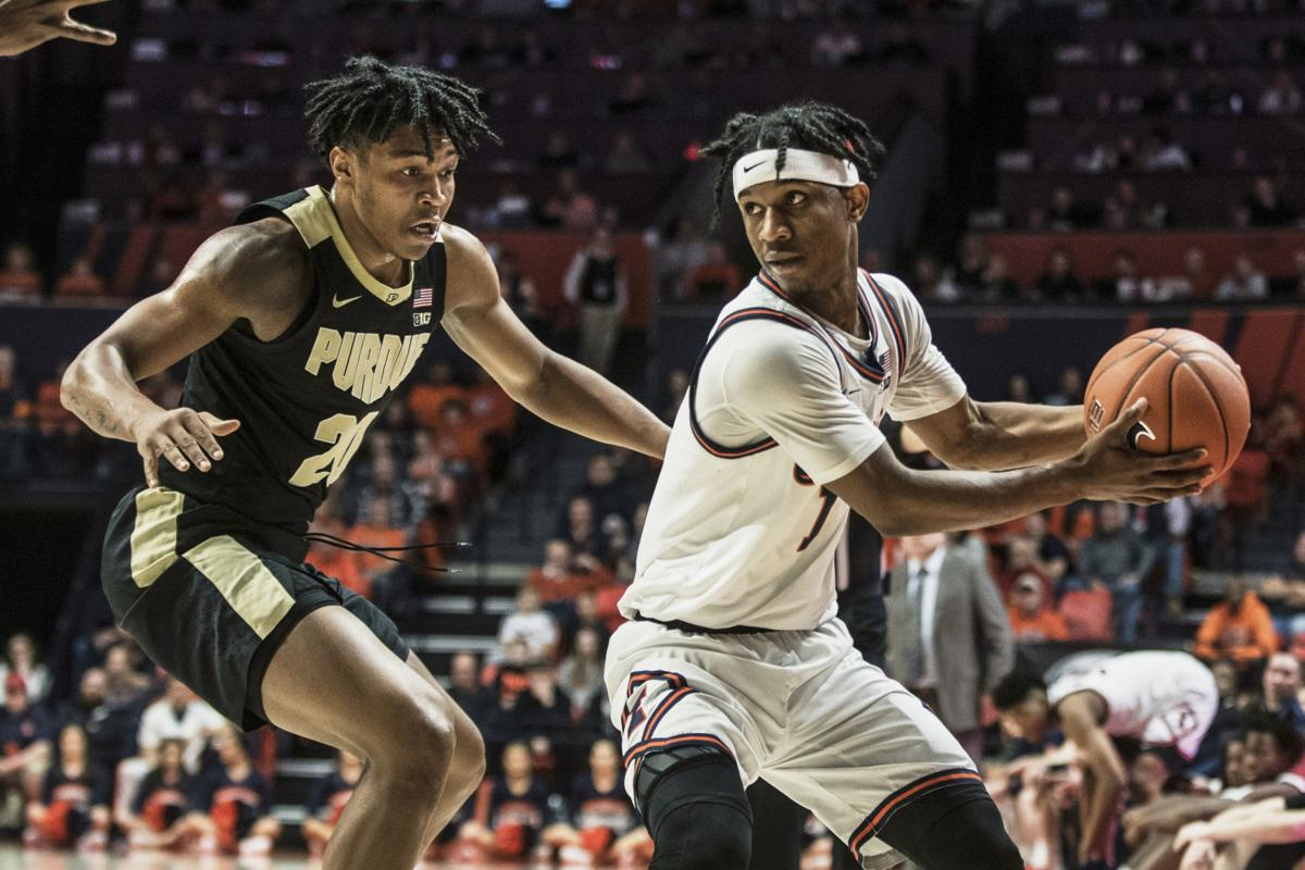 Haas is too much for IU to handle inside in 74-67 Purdue