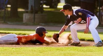 Mattoon / Cumberland Baseball 07/11/18