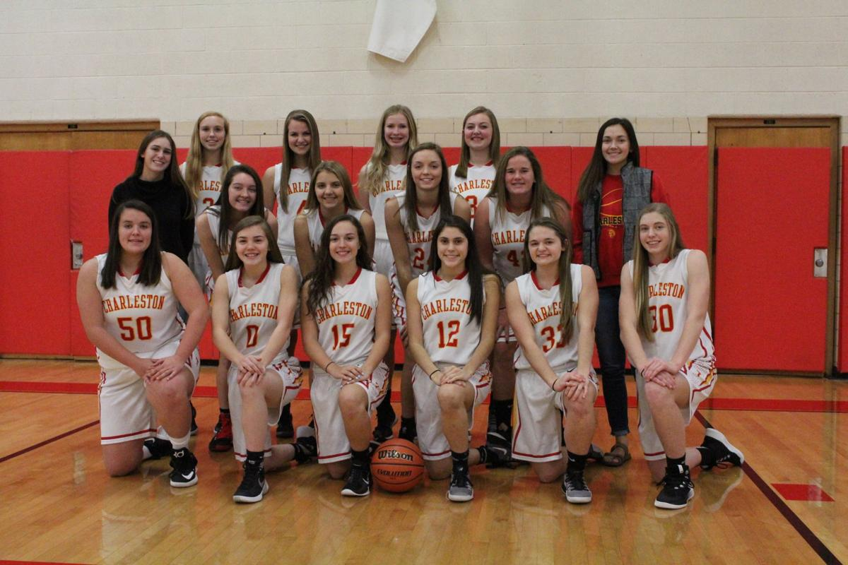 Charleston girls' basketball