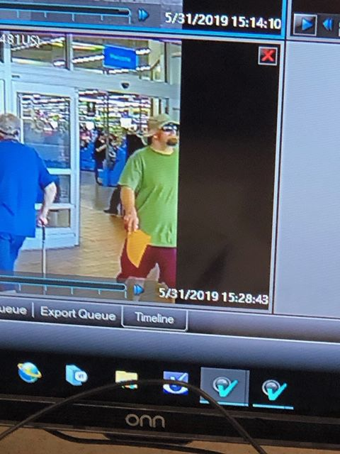 Indiana bank robbery suspect may have targeted bank in Mattoon Walmart