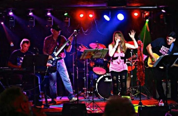 Missy Garnett & The Two Dollar Pistols nominated for vocalist, band of the year in Nashville, Tenn.