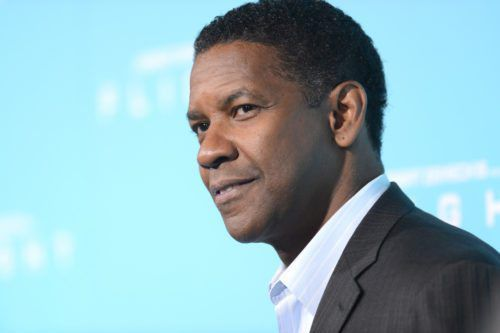 Denzel Washington Gives 86-year-old Fan The Surprise Of A Lifetime When He Knocks On Her Door