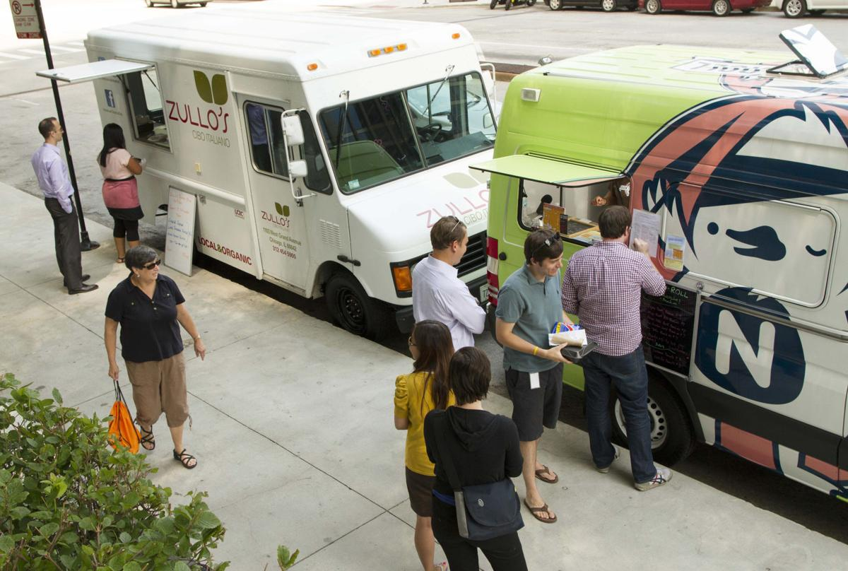Chicago's food truck restrictions can stand, Illinois Supreme Court rules | State and Regional ...