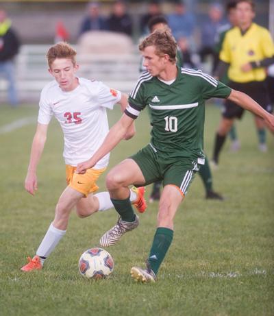 CHS MHS Soccer 10/11/18