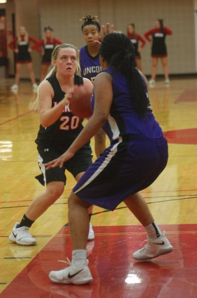 Lake Land College women's basketball 112117