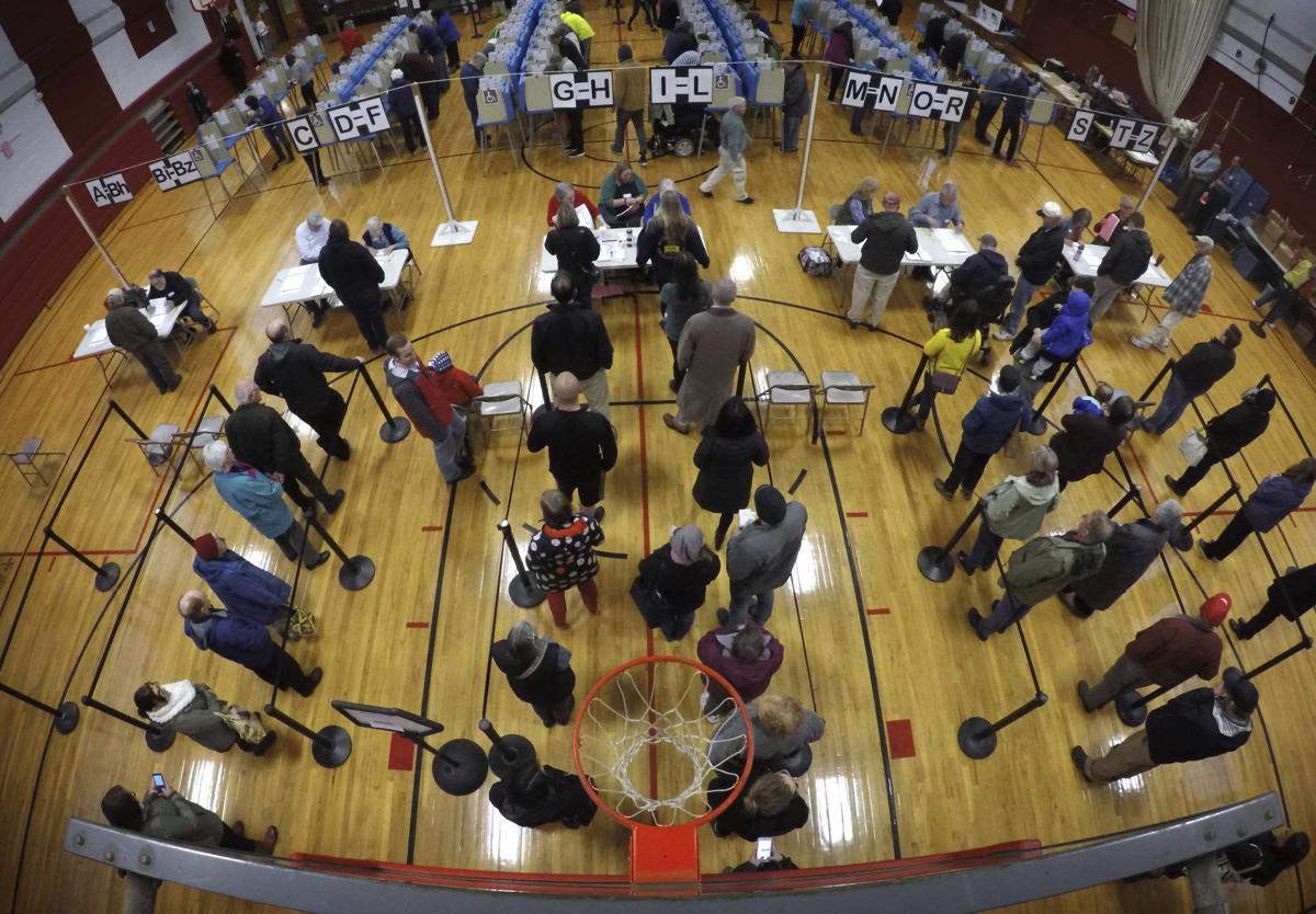 APTOPIX Election 2018 Maine