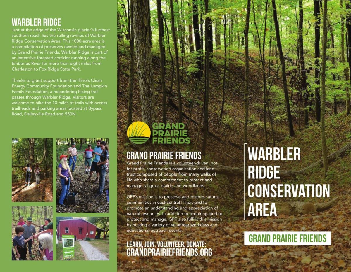 Warbler Ridge Conservation Area