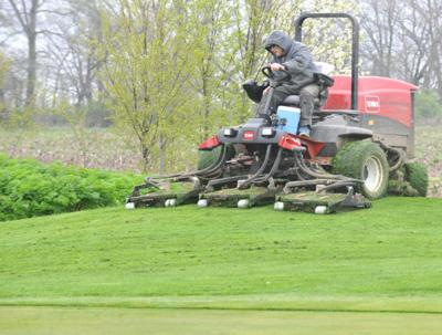 Enough is enough when it comes to rain at golf courses