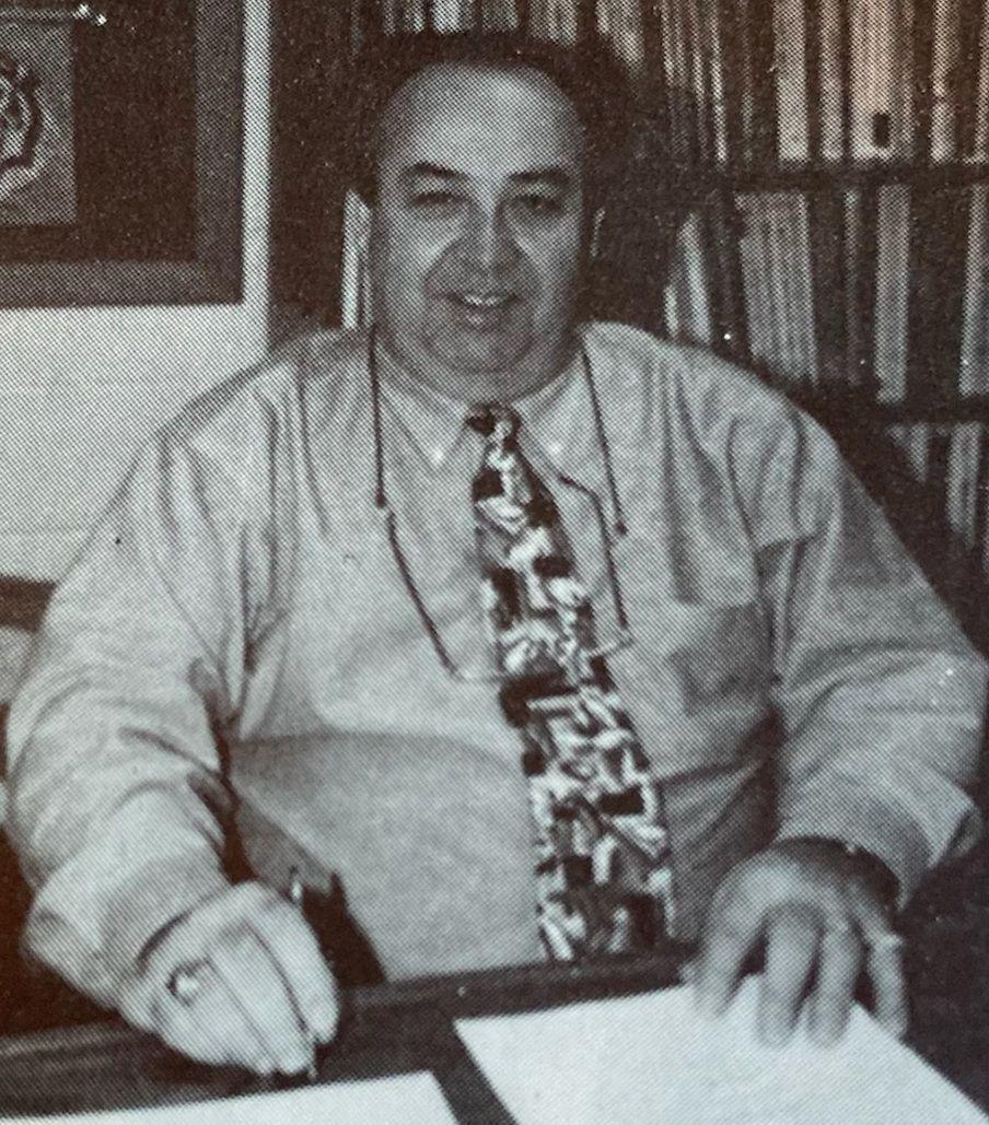 Principal Edwards