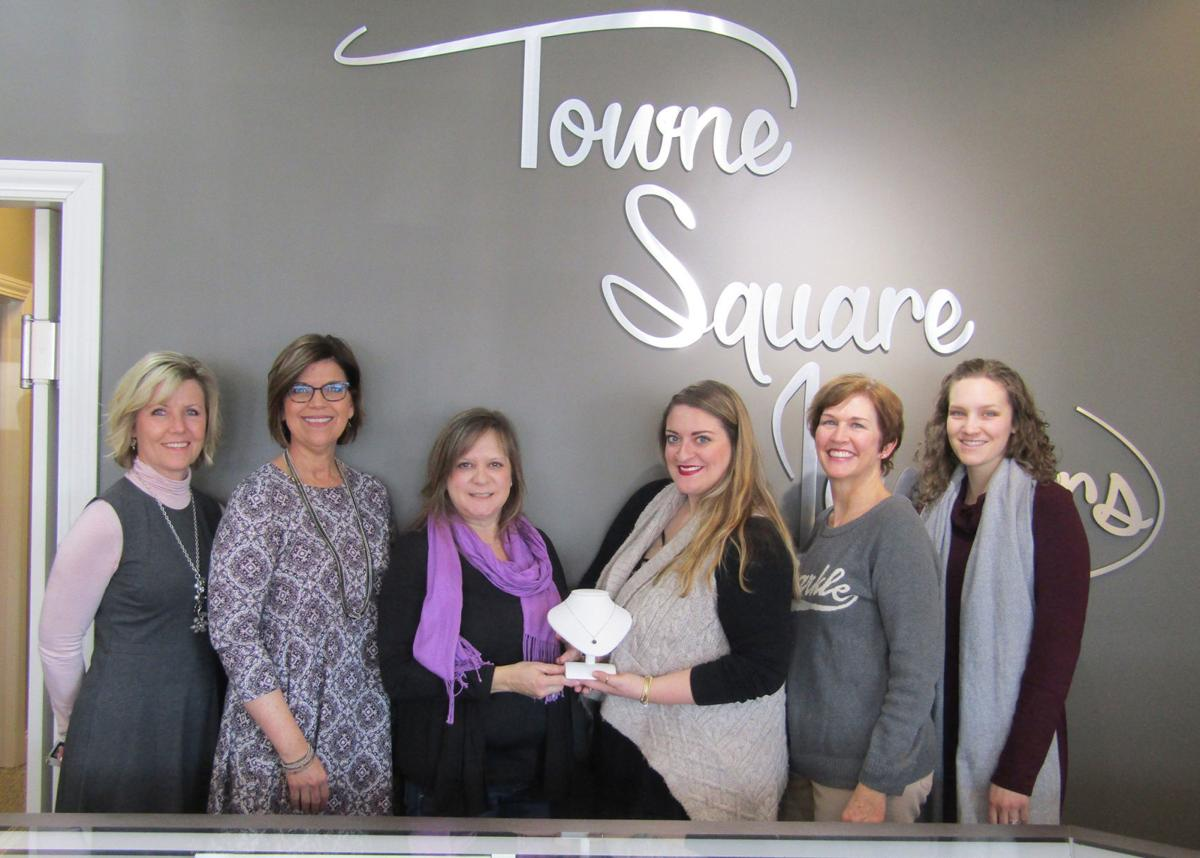 Towne Square donation