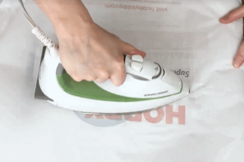 How To Use An Iron To Transform Plastic Bags Into Something Useful