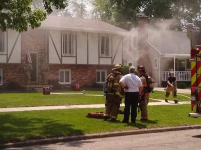 Mattoon house fire