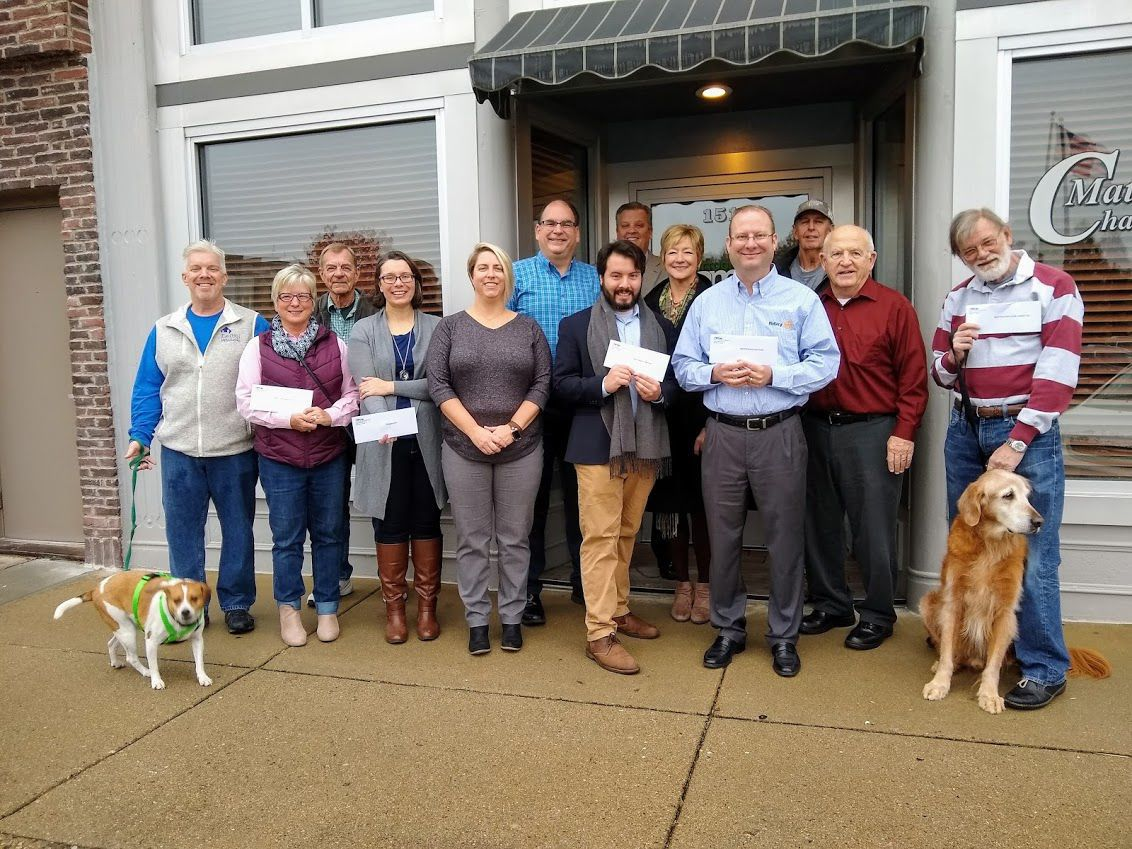 Mattoon Community Trust grant recipients