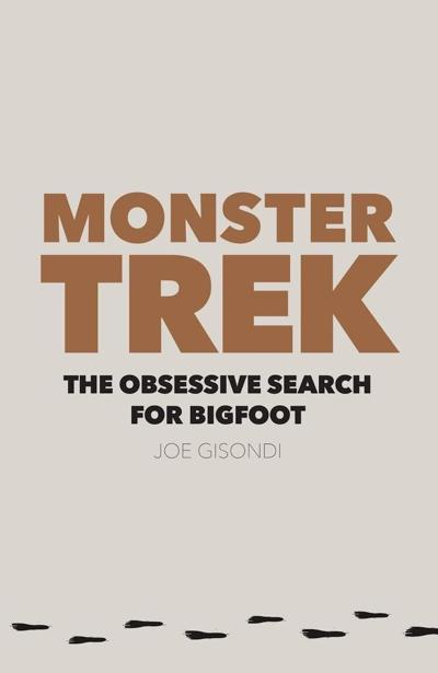 monster trek book cover