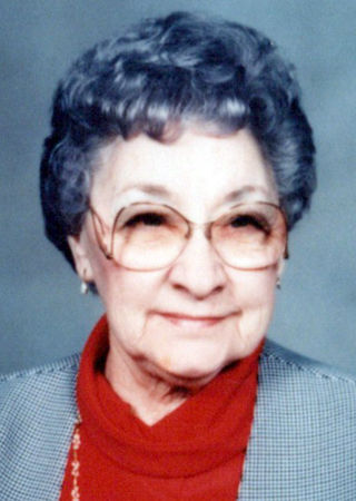 Mildred Janet French