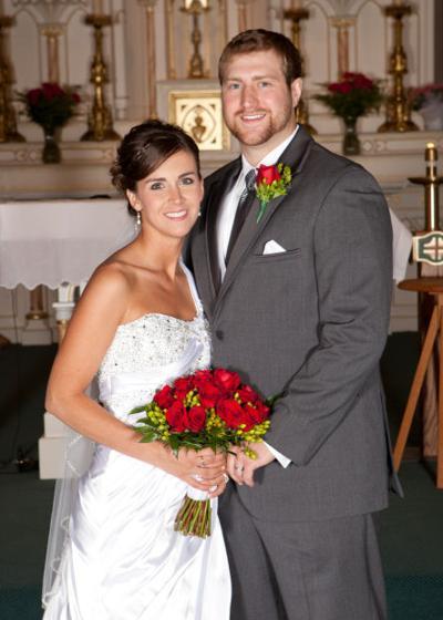 Wedding: Beth Boyer and Lucas Hensley wed