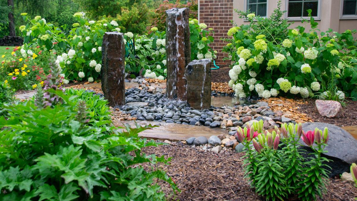 Garden walk to feature lush grounds at several homes across