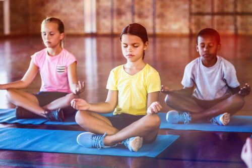 Yoga Class Has Replaced Detention At This Elementary School