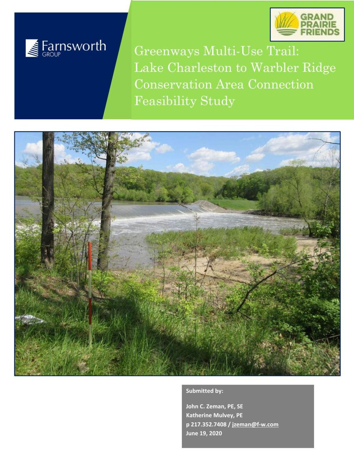Lake Charleston bridge feasiblity study