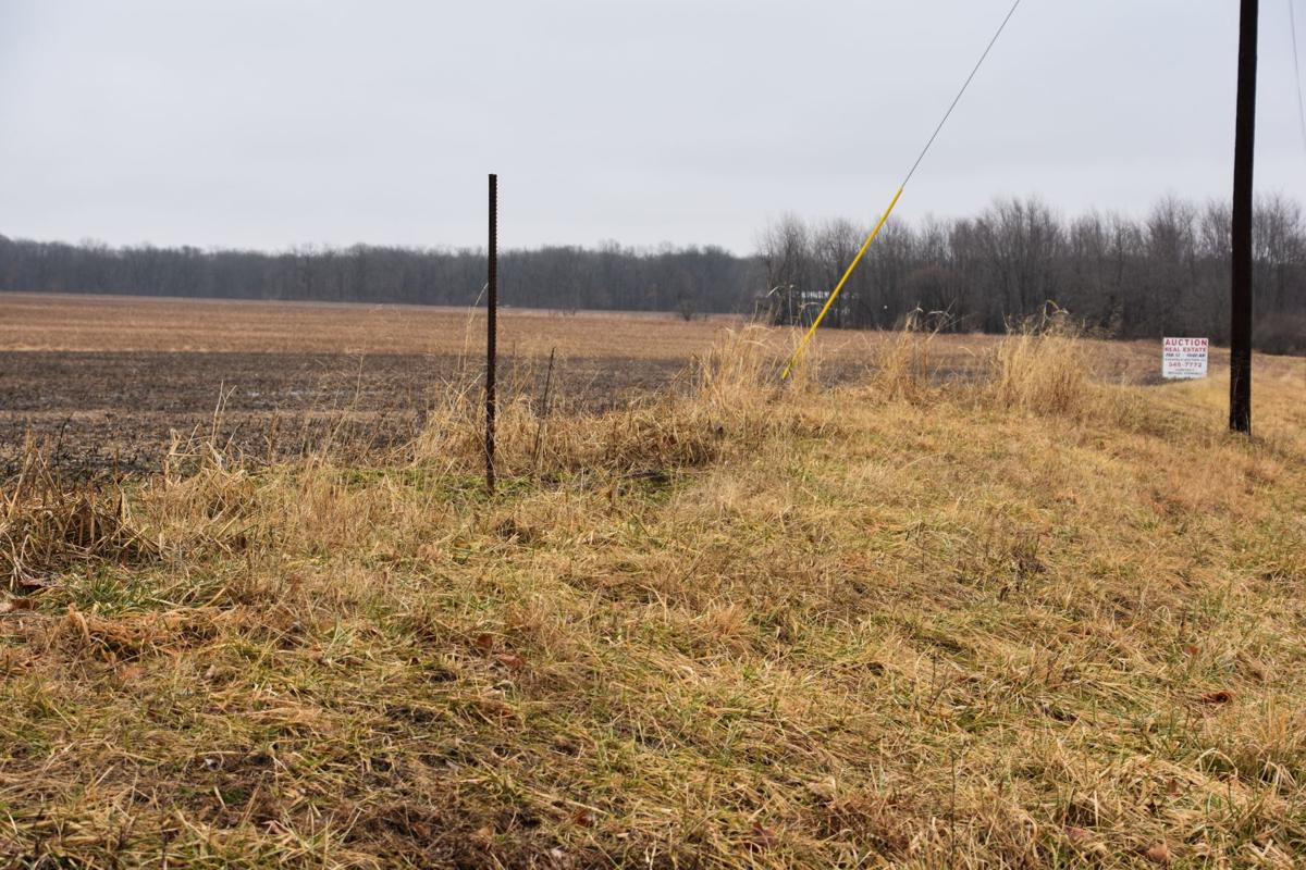 Former Lincoln farm land