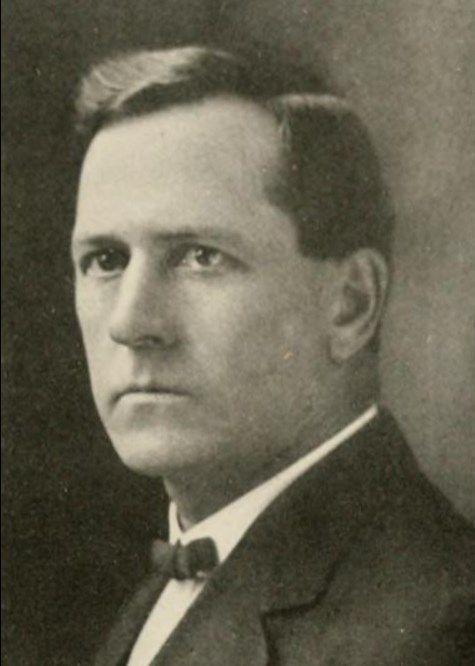 15. Arthur R. Hall 1904, 1907–1912