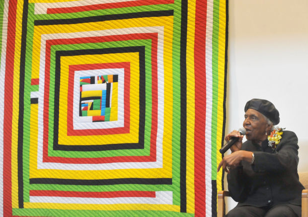 Gee's Bend Quilters 10/14/12
