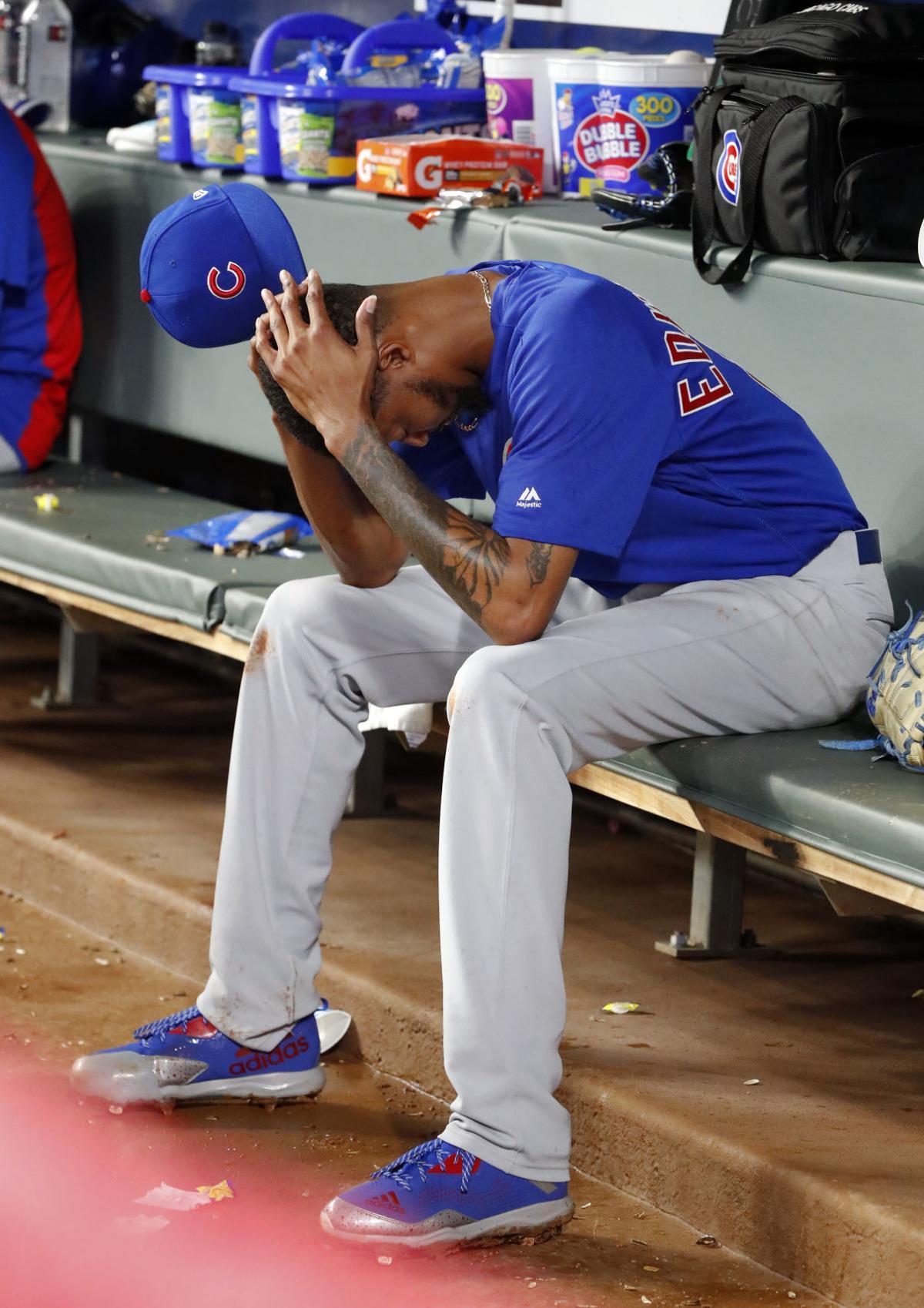 Cubs Braves Baseball