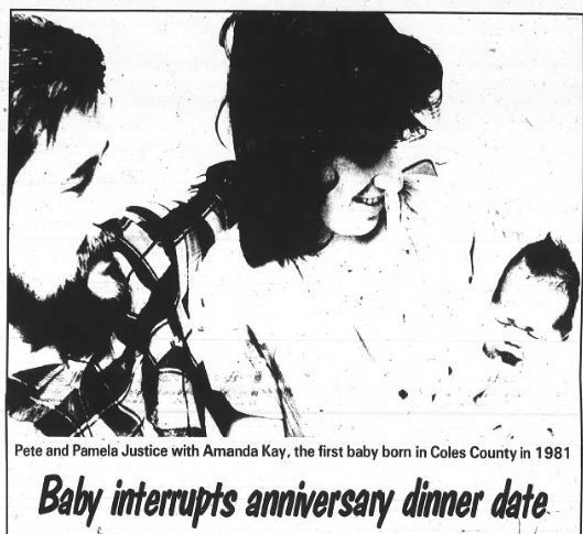 Baby of the Year 1981