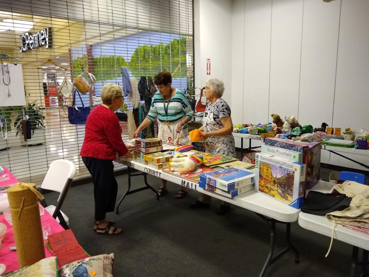 PEO Chapter KQ to hold rummage sale