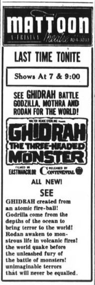 Godzilla, Ghidrah