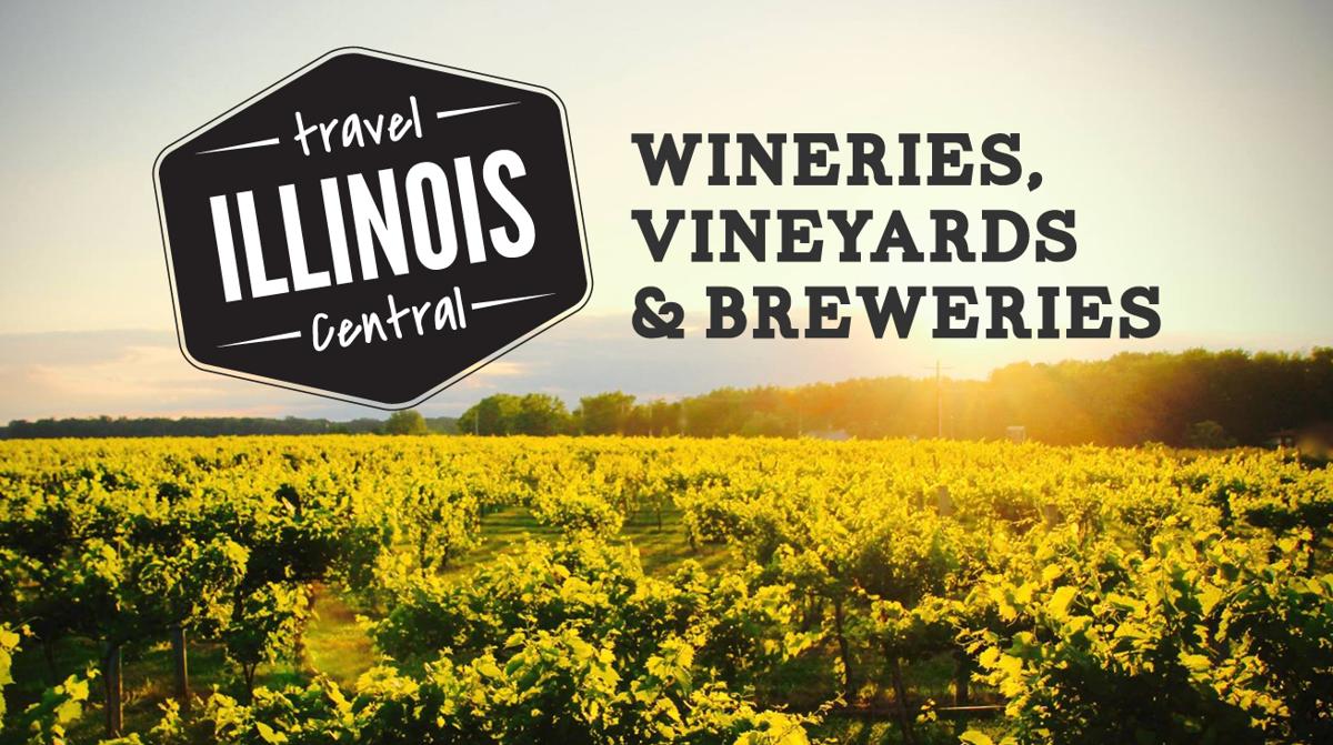 Travel Central Illinois: Wineries, vineyards & breweries