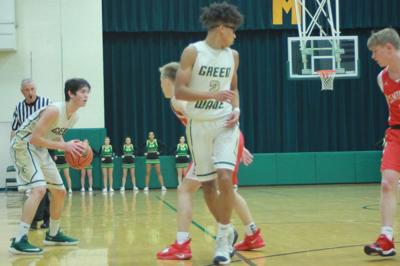 Mattoon boys basketball 012919