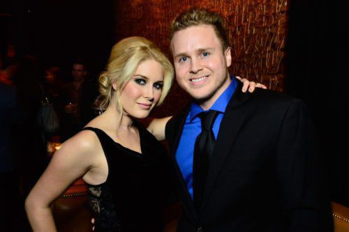 Heidi Montag And Spencer Pratt Welcome Their First Child