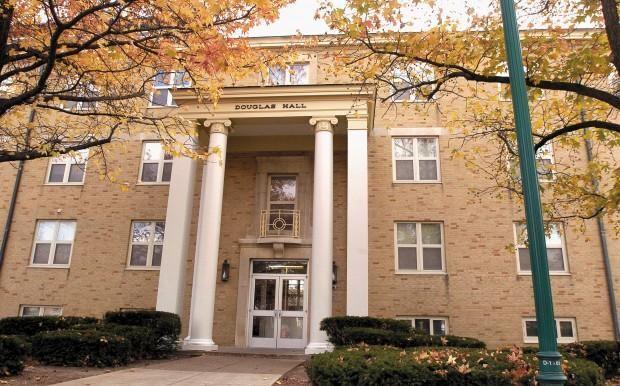 Eastern Illinois University Douglas Hall