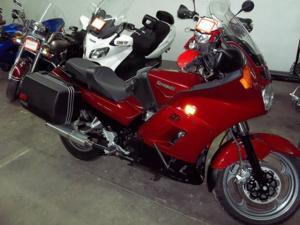 2003 Kawasaki Concours $3,999