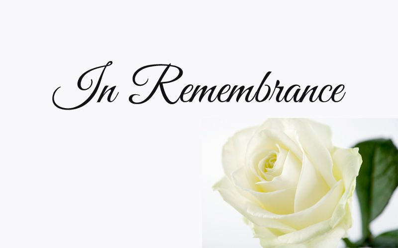 In Remembrance: Locals who passed on in April | Obituaries | jg-tc.com