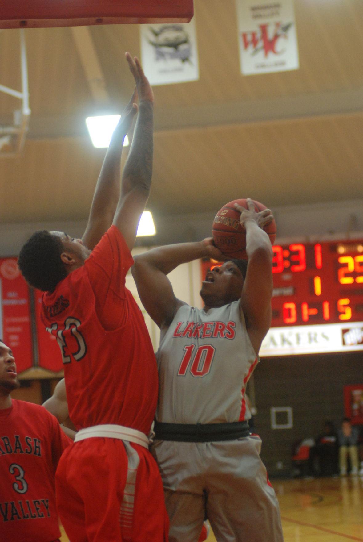 Lake Land men's basketball