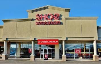 shoe sensation warehouse sale