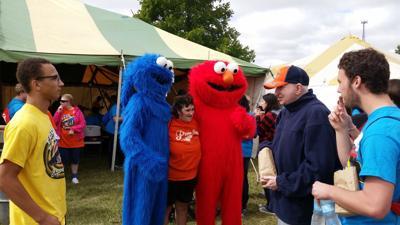 Special Olympics Family Festival held