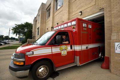 Mattoon Fire Department Ambulance 06/22/18
