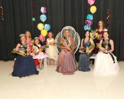 2019 Miss Bagelfest court