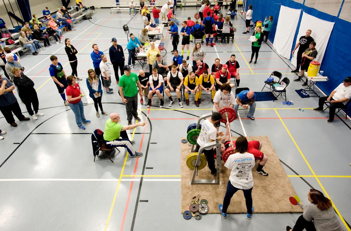 Special Olympics Powerlifting 04/15/18 (2)