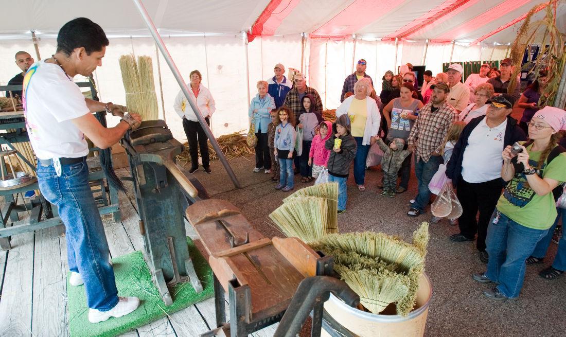 Arcola Broom Corn Festival 09/12/15