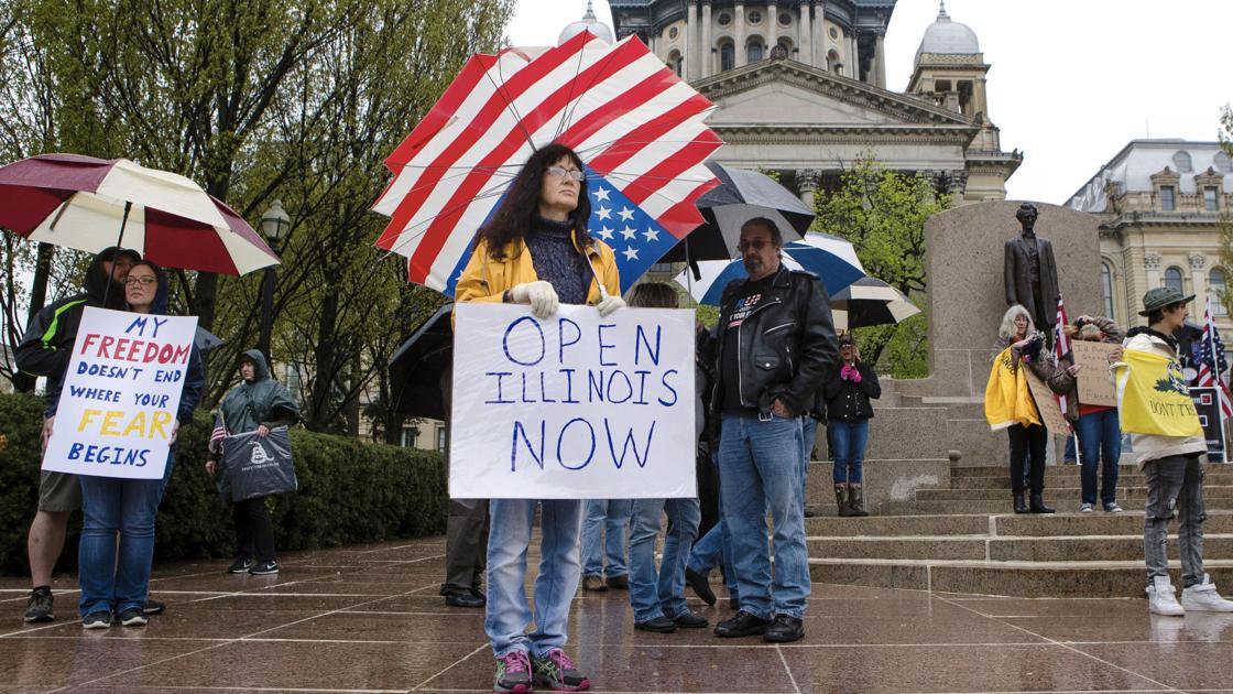 'People are frightened': Across rural Illinois, economic ...