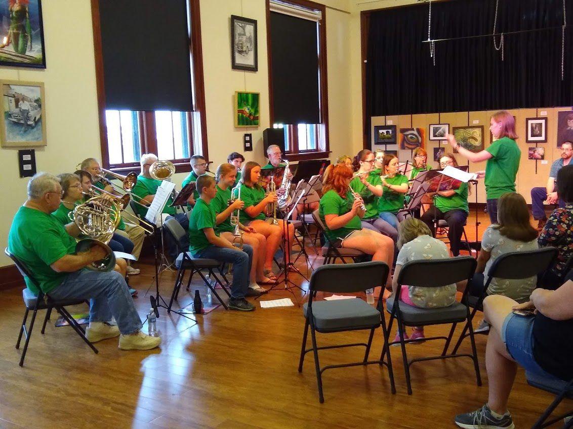 Mattoon Community Concert Band