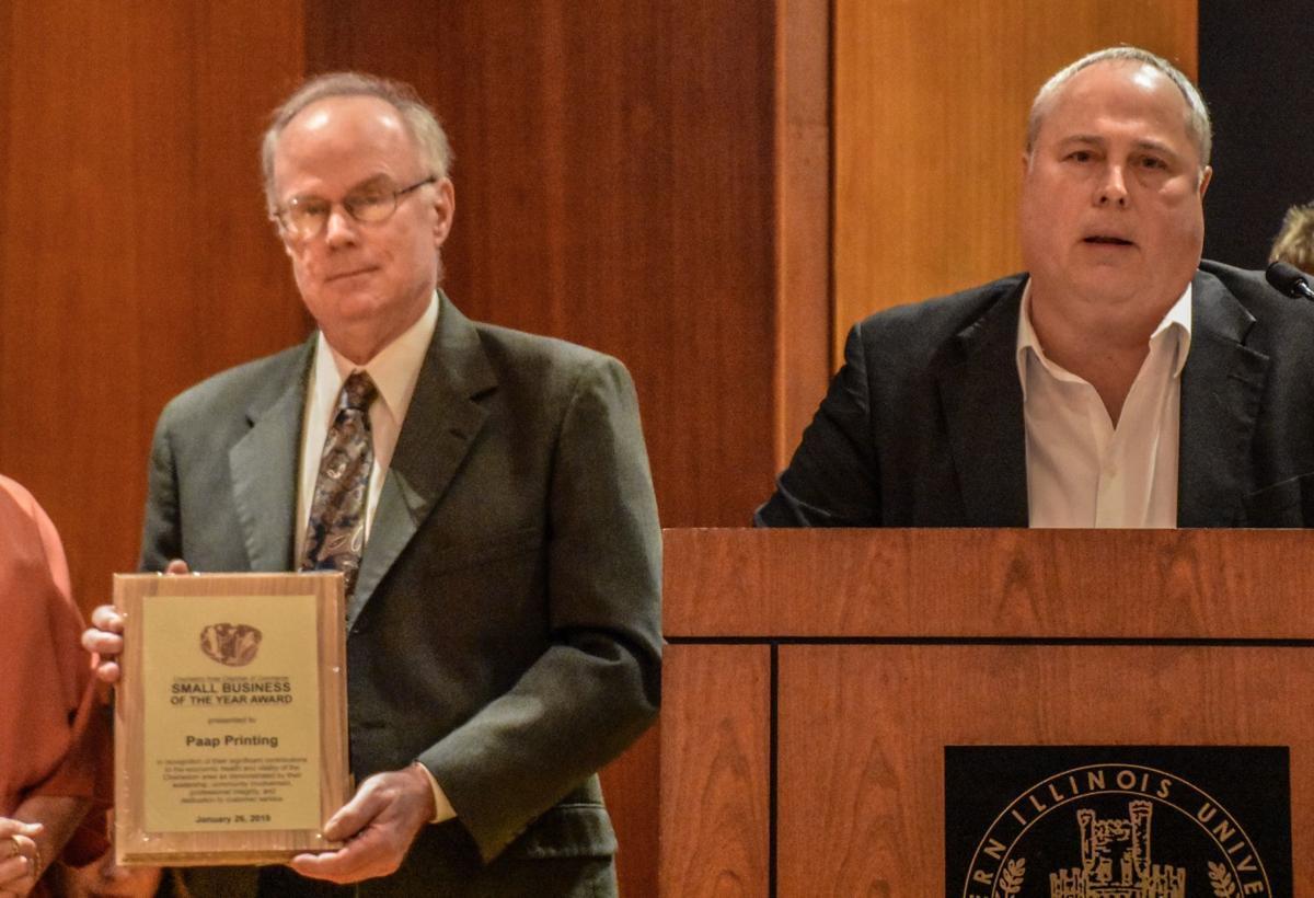 Charleston chamber Business of the Year